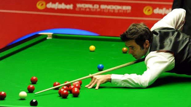 Ronnie O Sullivan 2014 World Snooker Championship