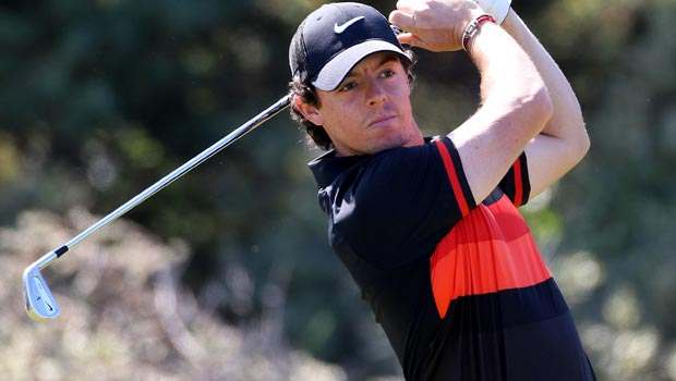 Rory McIlroy BMW PGA CHAMPIONSHIP 2014