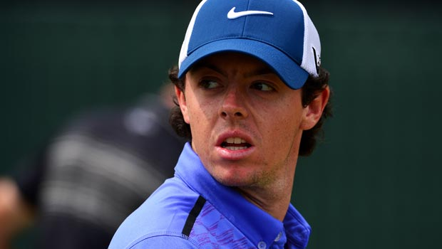 Rory McIlroy US Masters Golf