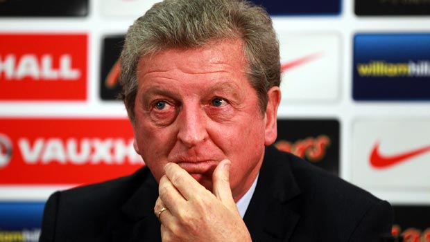 Roy Hodgson England boss