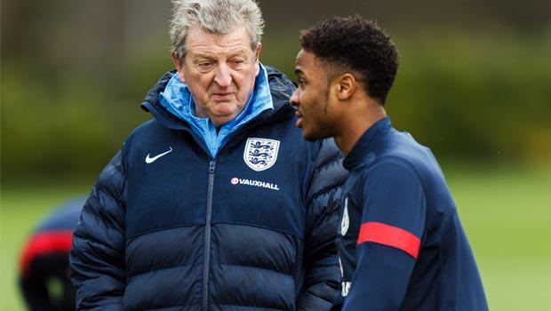 Roy Hodgson England world cup team manager