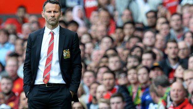 Ryan Giggs Manchester United interim manager