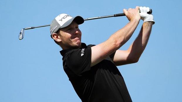 Stephen Gallacher US Masters Open Golf