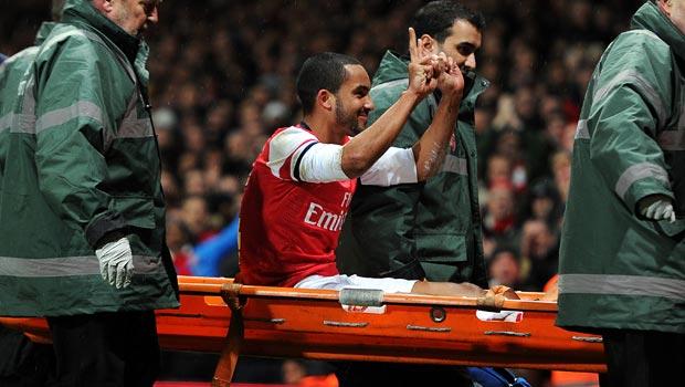 Theo Walcott Arsenal to miss season start