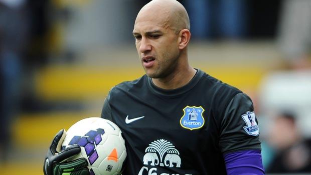 Tim Howard Everton Goalkeeper