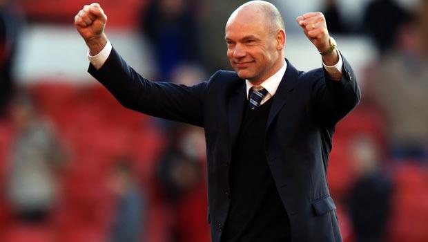 Uwe Rosler Wigan Athletic manager