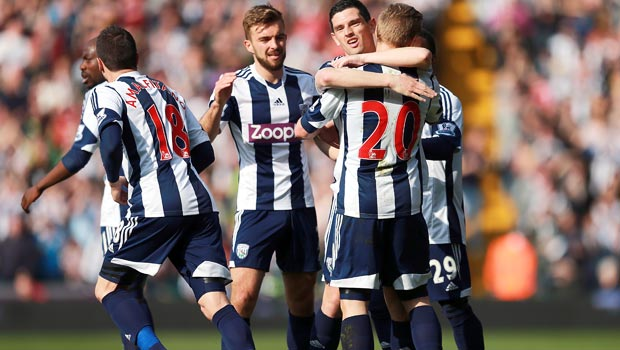 West Bromwich receive injury boost premiere league