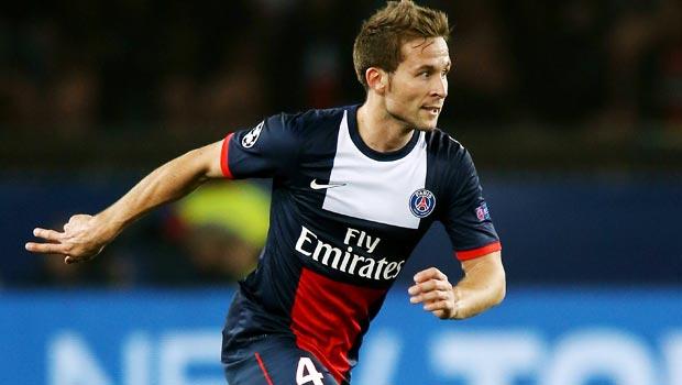Yohan Cabaye Paris Saint-Germain