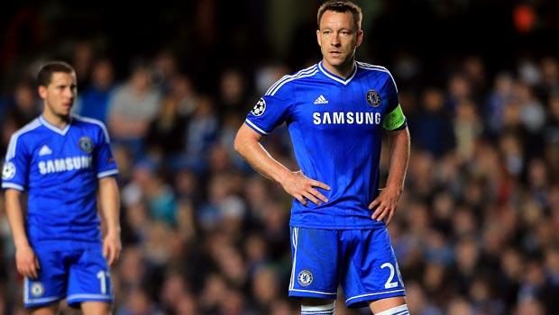 john terry chelsea footballer