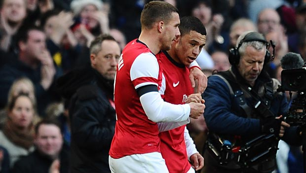 Alex Oxlade-Chamberlain could miss the FA Cup final