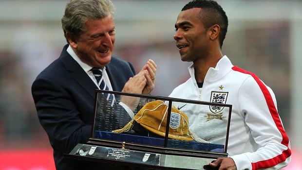 Ashley Cole retired form England World Cup Team