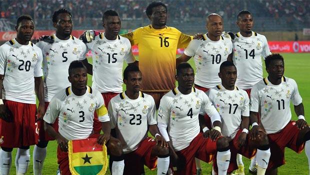 Black Stars Ghana World Cup 2014