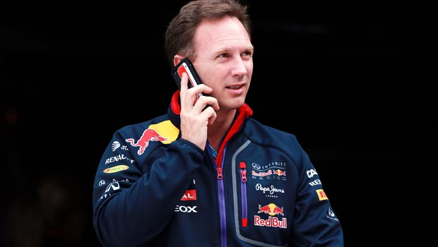 Christian Horner Red Bull Monaco Grand Prix