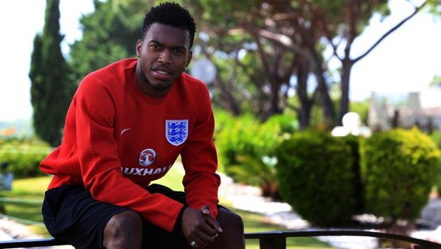 Daniel Sturridge England World Cup 2014