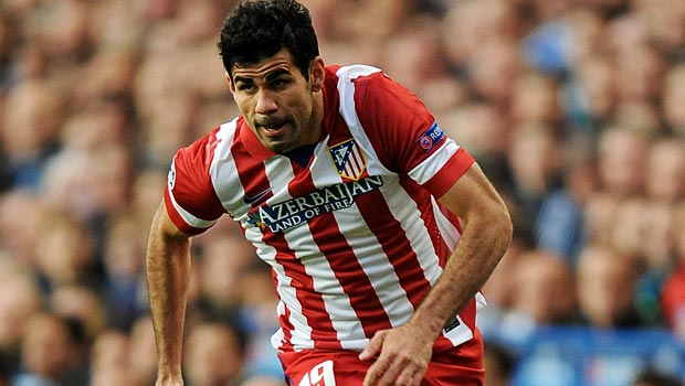 Diego Costa Atletico Madrid to transfer in Chelsea
