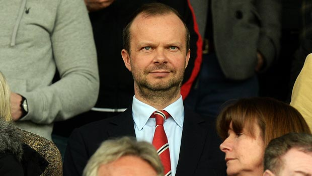 Ed Woodward Manchester United chief executive