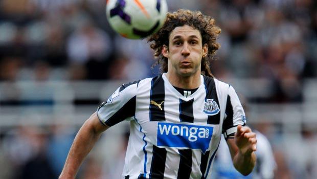 Fabricio Coloccini Newcastle Premier League
