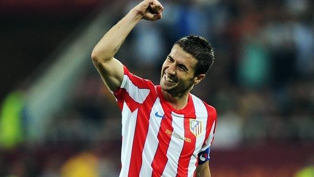 Gabi Atletico Madrid captain