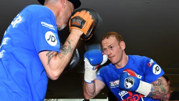 George Groves vs Carl Froch rematch