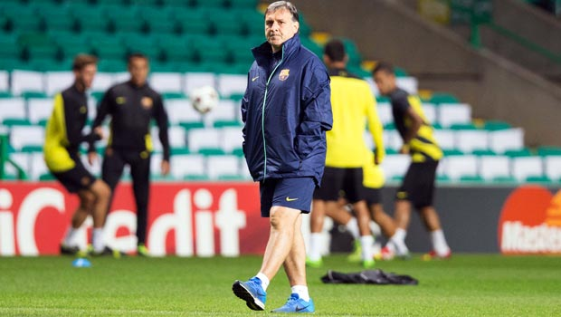 Gerardo Martino Barcelona coach to leave the club