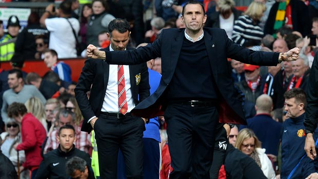 Gus Poyet Sunderland 1-0 win with Manchester United