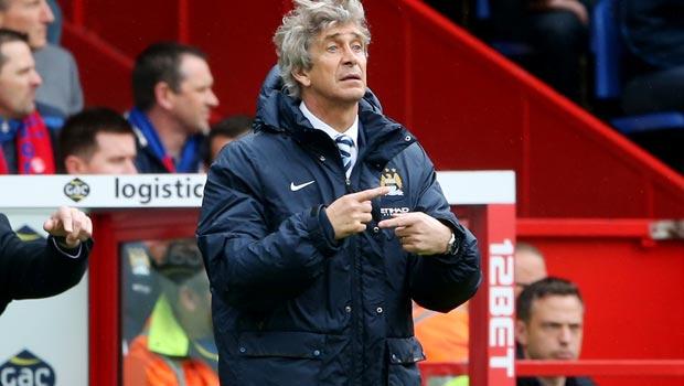 Manuel Pellegrini Man City manager Premier League