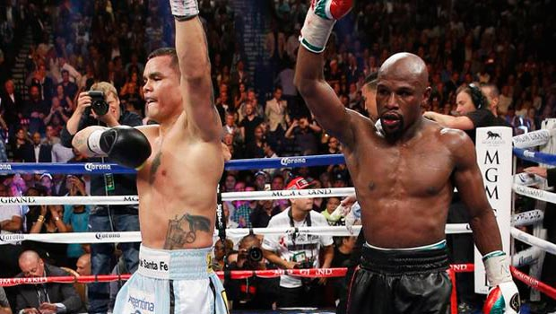 Marcos Maidana demands rematch on Mayweather