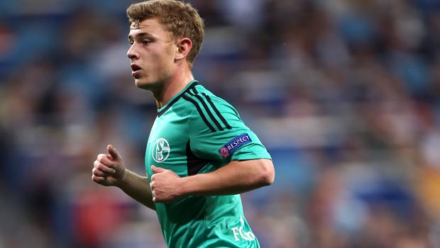 Max Meyer Schalke to Germany World Cup 2014