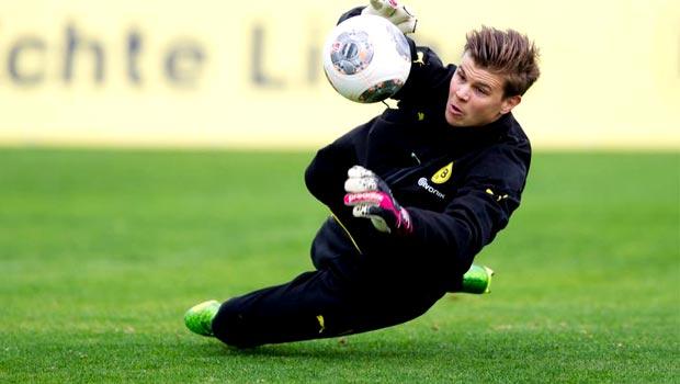 Mitch Langerak Borussia Dortmund goalkeeper