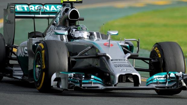 Nico Rosberg mercedes Spanish Grand Prix