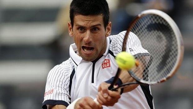 Novak Djokovic Tennis Italian Open