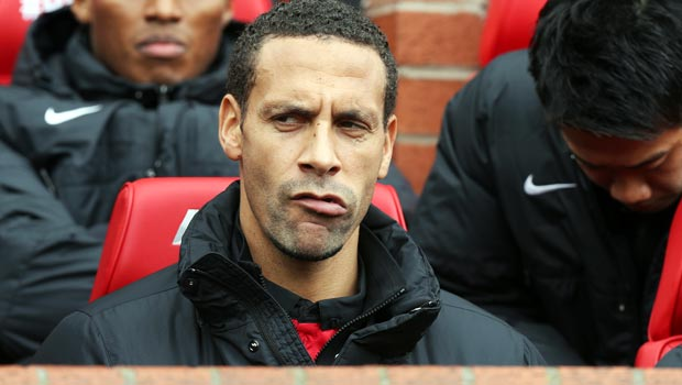 Rio Ferdinand England World Cup in Brazil