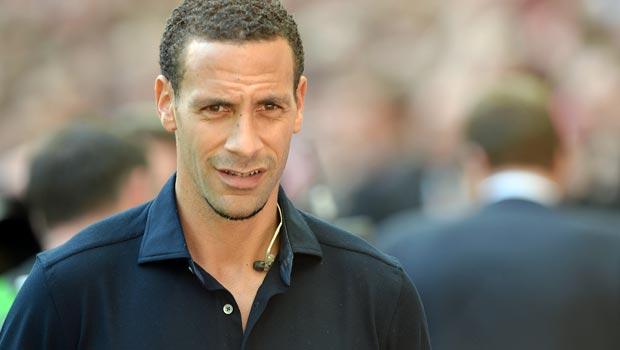 Rio Ferdinand ex-Manchester United player