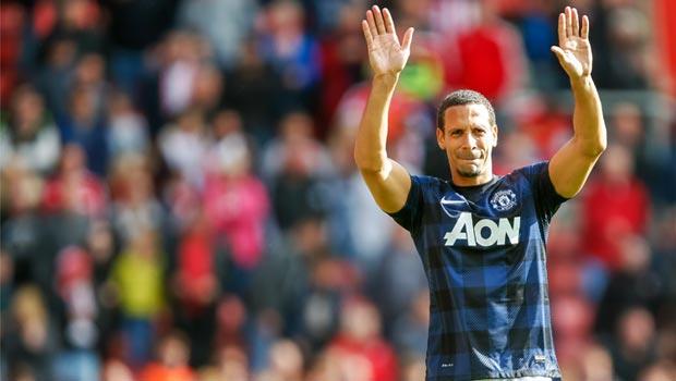 Rio Ferdinand leaves Manchester United