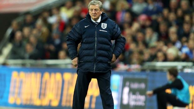Roy Hodgson England Manager