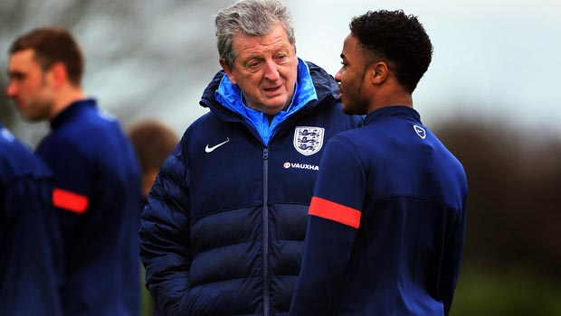 Roy Hodgson England Manager World Cup 2014