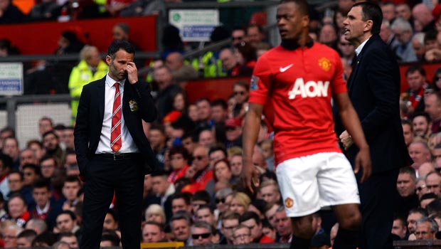 Ryan Giggs Manchester United interim manager loses to Sunderland