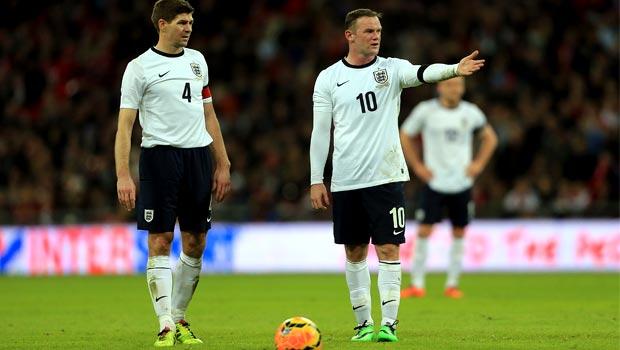 Steven Gerrard england footballer world cup