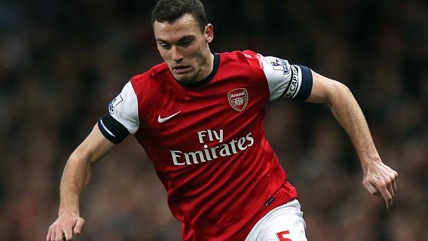 Thomas Vermaelen Arsenal FA Cup Final