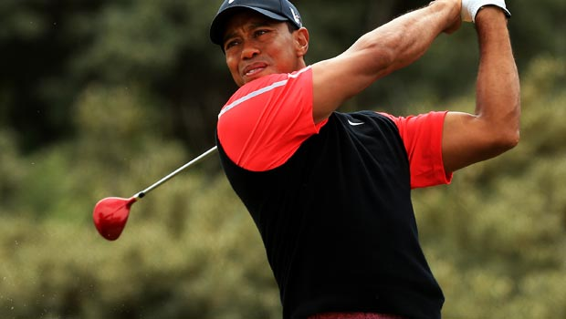 Tiger Woods Golf US Open