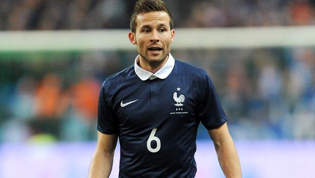 Yohan Cabaye France world cup 2014