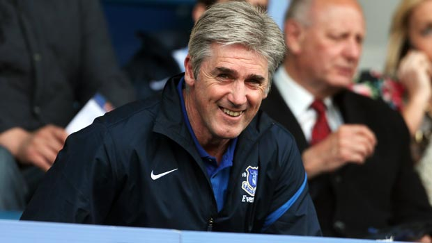 Alan Irivine New West Brom boss