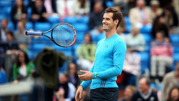 Andy Murray Wimbledon tennis