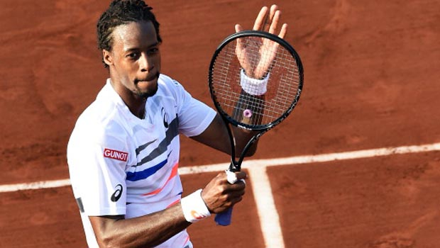 Andy Murray v Gael Monfils French Open