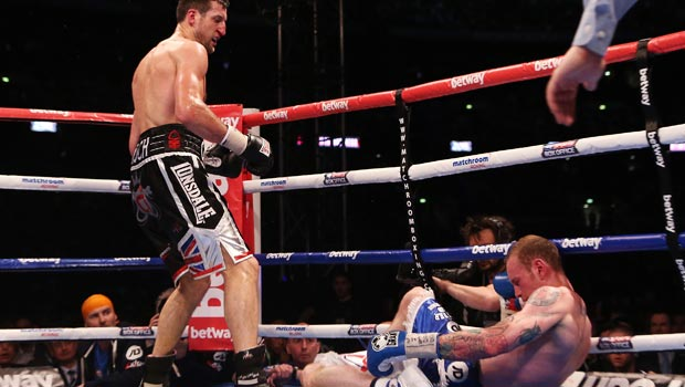 Carl Froch v George Groves 2