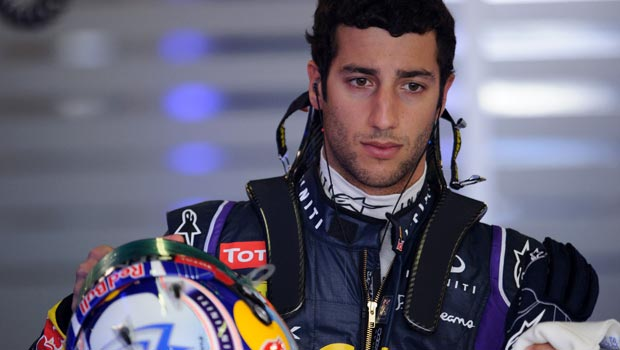 Daniel Ricciardo Red Bull Formula 1