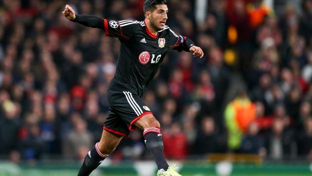 Emre Can Bayer Leverkusen