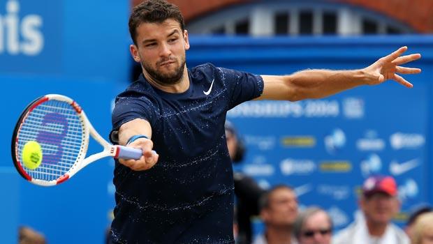 Grigor Dimitrov Wimbledon