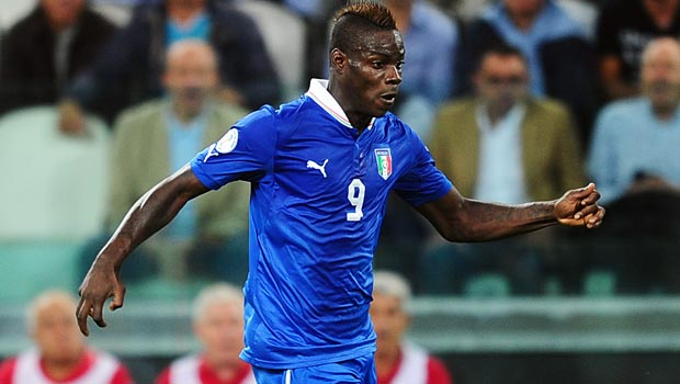Mario Balotelli Italy World Cup