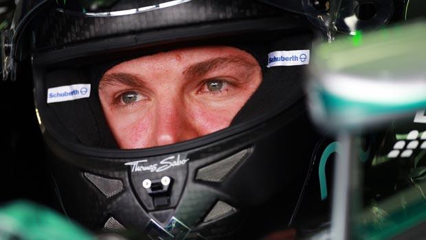 Nico Rosberg Austrian Grand Prix